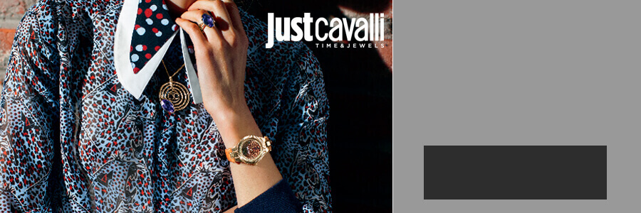 Cavalli outlet banner