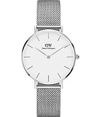 DW00100164 Petite Sterling White 32mm