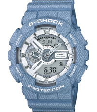 GA-110DC-2A7ER Denim Color 51.2mm