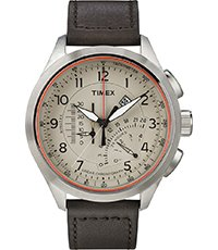 T2P275 IQ Linear Chronograph 46.2mm