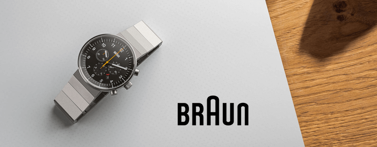 <h1>Braun watches</h1>