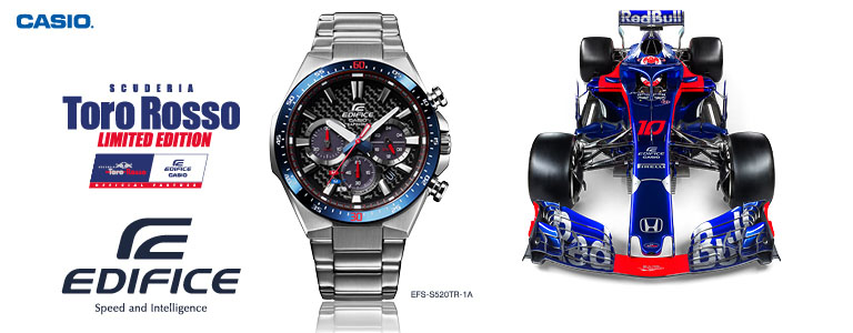 <h1>Casio Edifice watches</h1>