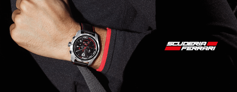 <h1>Scuderia Ferrari watches</h1>