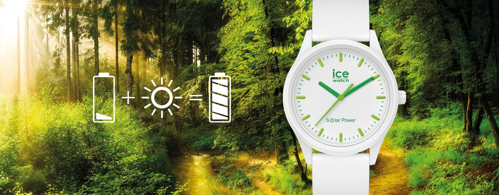 <p>Ice Watch</p>