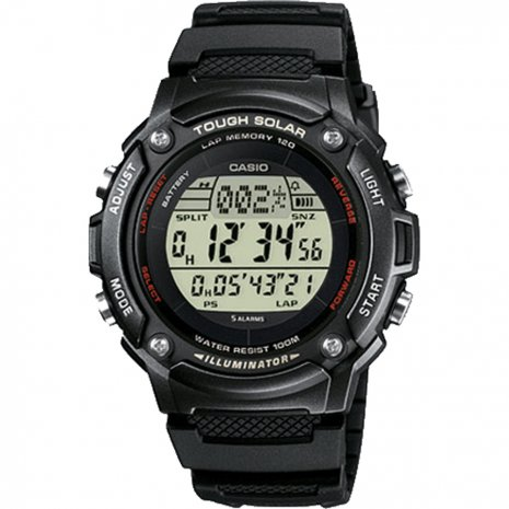 Casio W-S200H-1BVEF watch