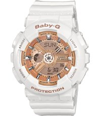 BA-110-7A1ER Baby-G - Garrish Rose 43.4mm