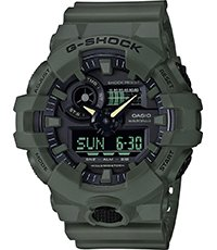 GA-700UC-3AER Streetwear - Ultra Color 53.4mm