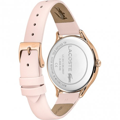 Lacoste watch Pink