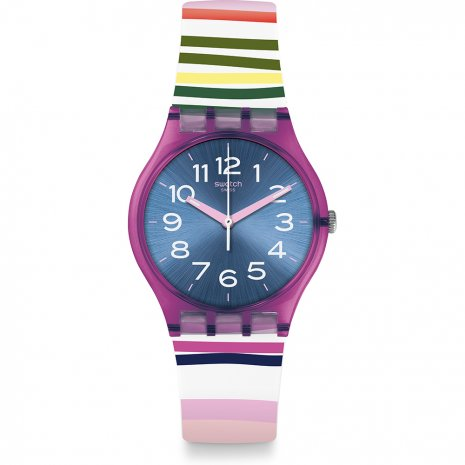 Swatch Funny Lines watch